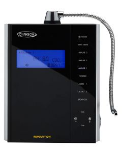 Chanson Revolution Water Ionizer (9-Plate, Light Duty Commercial Ionizer)