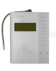 Chanson Miracle M.A.X.™ Water Ionizer (7-Plate, Convertible Counter-Top, White)