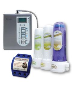 Chanson Miracle PREMIER PACKAGE DEAL (Ionizer + Pre-Filter + Armor)