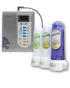 Chanson Violet DELUXE PACKAGE DEAL (Ionizer + Pre-Filter)