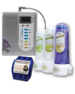 Chanson Violet PREMIER PACKAGE DEAL (Ionizer + Pre-Filter + Armor)