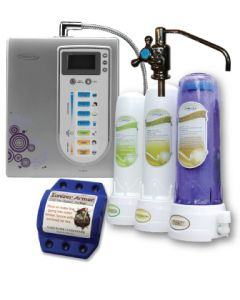 Chanson Violet IMPERIAL PACKAGE DEAL (Ionizer + Pre-Filter + Armor + G2)