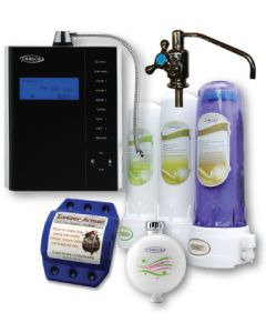 Chanson Miracle M.A.X.™ MASTER PACKAGE DEAL (Ionizer + Pre-Filter + Armor + G2 + Shower Filter)