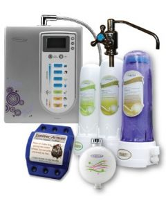 Chanson Violet MASTER PACKAGE DEAL (Ionizer + Pre-Filter + Armor + G2 + Shower Filter)