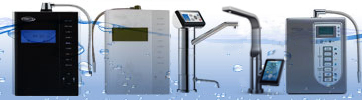 Photograph: Chanson Water alkaline ionizers
