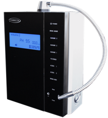 Chanson Miracle MAX Ionizer best ionizer to buy for countertop use