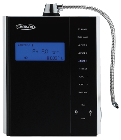 Chanson Miracle MAX Water ionizer , the world best ionizer