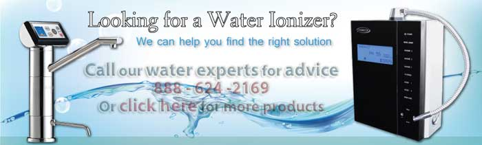 call alkaline water expert on 888-624-2169